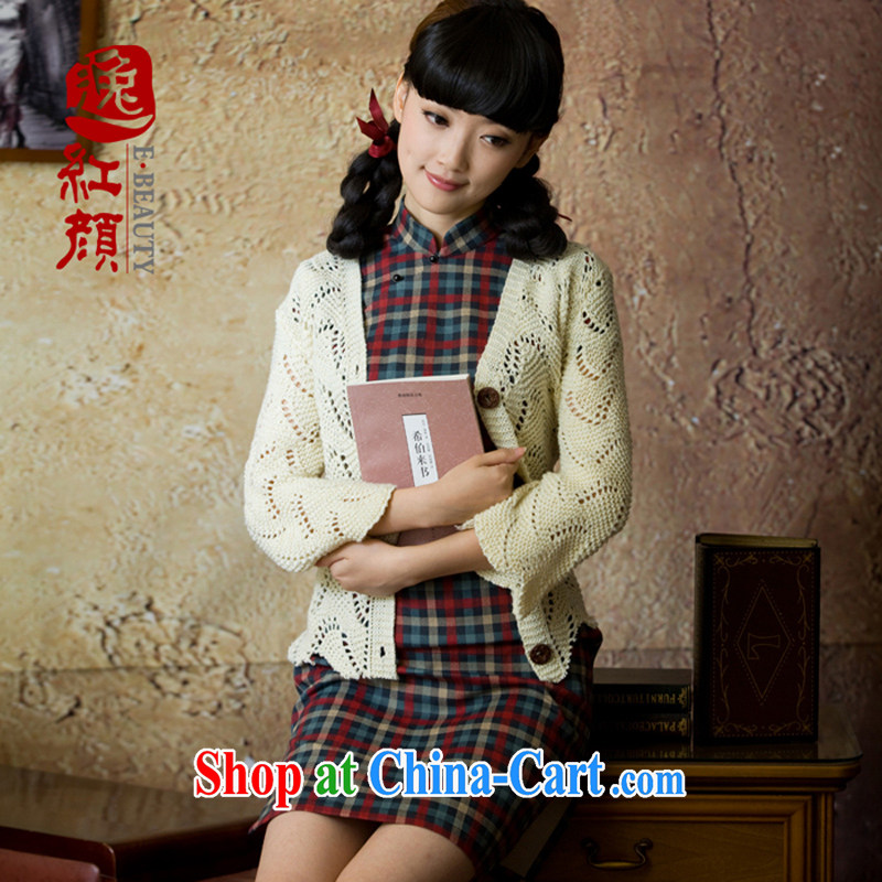 The proverbial hero once and for all as soon as possible if the water, lint-free cloth thick tartan dresses spring fashion improved retro short WJ suit 051 2 XL