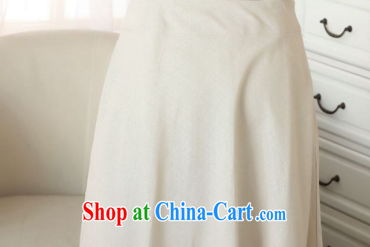 To facilitate payment Miss Au summer new skirt summer dress new 100 ground National wind cotton Ma hand-painted body skirt girls A field skirt P 0011 photo color XL pictures, price, brand platters! Elections are good character, the national distribution, so why buy now enjoy more preferential! Health