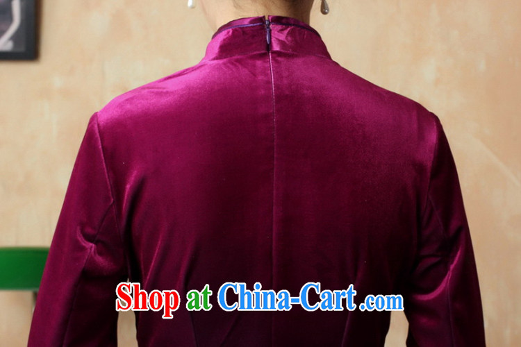 According to L stretch the wool painting stylish classic cuff in Sau San Tong with improved short cheongsam LGD/TD 0006 #picture color 2 XL pictures, price, brand platters! Elections are good character, the national distribution, so why buy now enjoy more preferential! Health