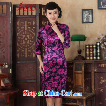In accordance with the conditions and l stretch the wool painting stylish classic in short sleeves Chinese qipao LGD/TD 0003 #picture color 2 XL pictures, price, brand platters! Elections are good character, the national distribution, so why buy now enjoy more preferential! Health