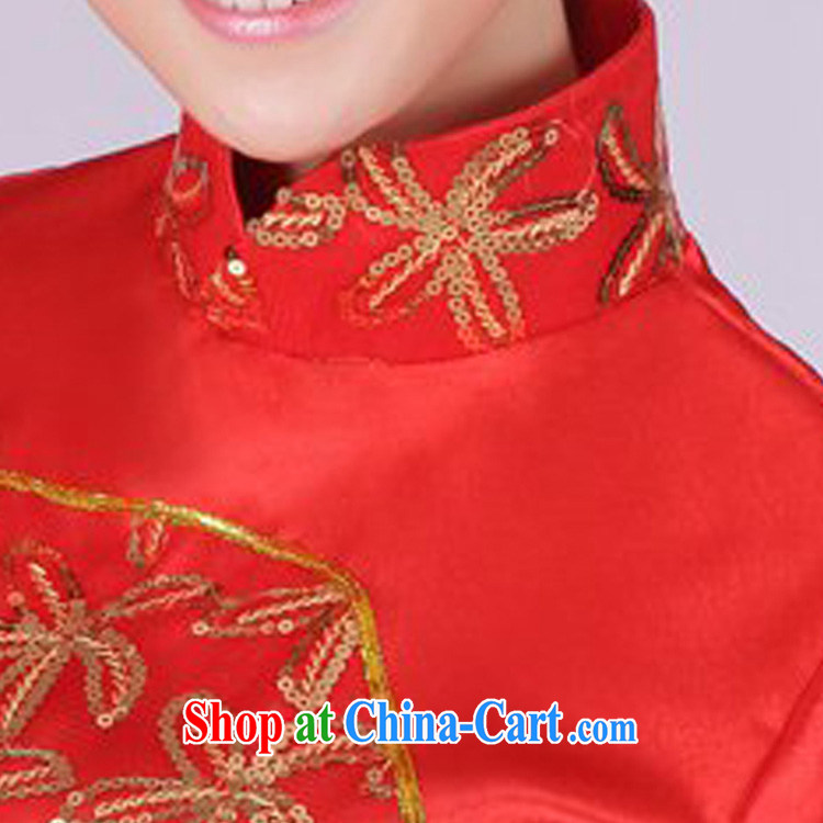 I should be grateful if you would arrange for Performing Arts Hong Kong dream classical dance costumes dance Yangge costumes theatrical performances drama skit HXYM 0004 red XXXL pictures, price, brand platters! Elections are good character, the national distribution, so why buy now enjoy more preferential! Health
