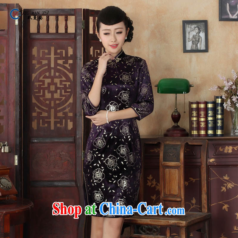 Ko Yo vines into colorful 2015 spring and summer NEW classic Chinese style Beauty Fashion Ethnic Wind-scouring pads 7 of the cuff ends, for goods TD TD 0029 0028 155_S