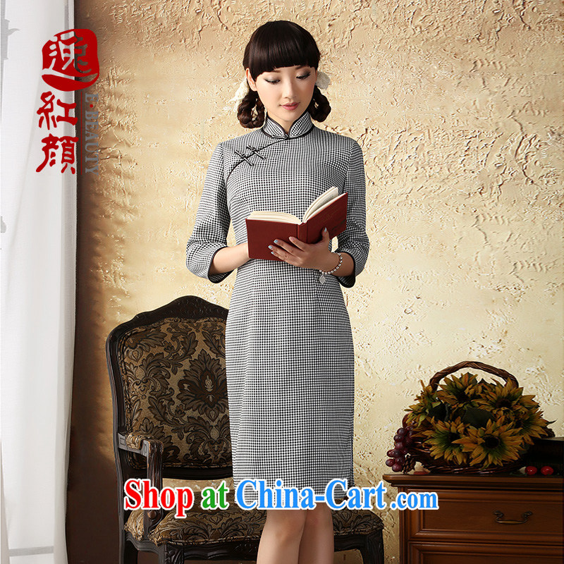 proverbial hero once and for all of the sticky notes cuff cheongsam dress in old fashioned, long load fall dresses skirts improved stylish black 2 XL