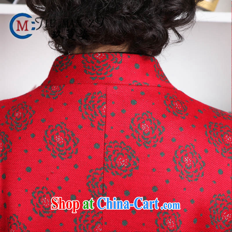 Ko Yo vines into colorful spring new stylish Ethnic Wind beautiful embroidered Long-Sleeve style the code Tang with quilted coat 2359 2359 - 2 180 /3 XL, capital city sprawl, shopping on the Internet