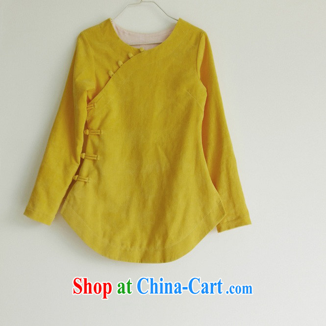 Ask a vegetarian winter new products (ask heart Health Women Chinese manual tray snaps double outfit jacket WXZ 1082 yellow XS code purely manual 15 Day Shipping pictures, price, brand platters! Elections are good character, the national distribution, so why buy now enjoy more preferential! Health