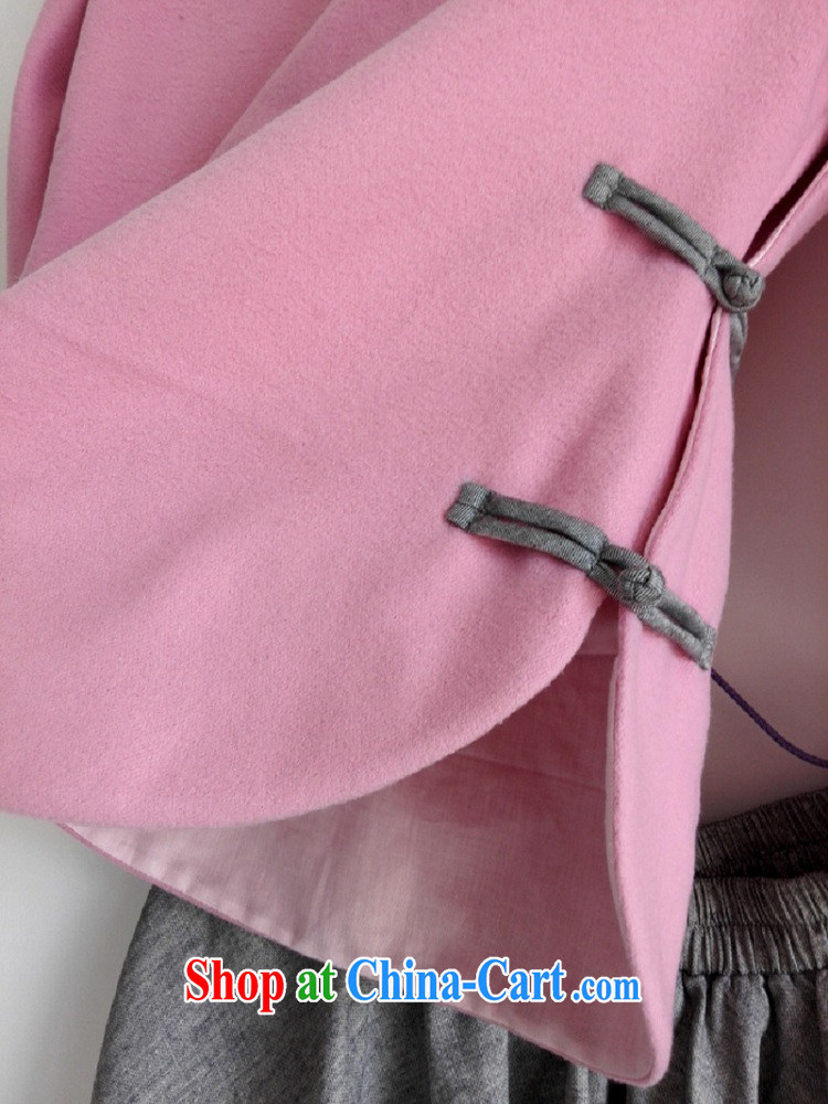 Ask a vegetarian winter new products (ask heart -- Korea Chinese wind improved short cheongsam Kit cashmere spring coat body skirt WXZ 1078 pink jacket $418 L code pictures, price, brand platters! Elections are good character, the national distribution, so why buy now enjoy more preferential! Health