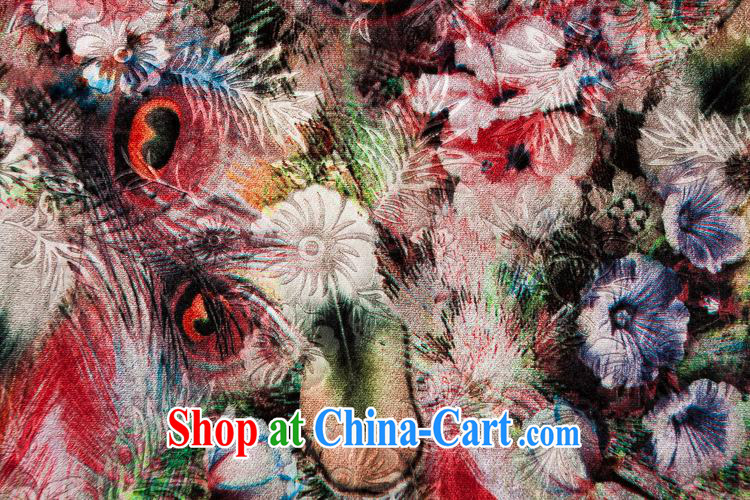Autumn 2014, Tang women-improved stylish dresses wool stamp 7 cuffs mother load the code cheongsam XXXL picture color XXXL pictures, price, brand platters! Elections are good character, the national distribution, so why buy now enjoy more preferential! Health