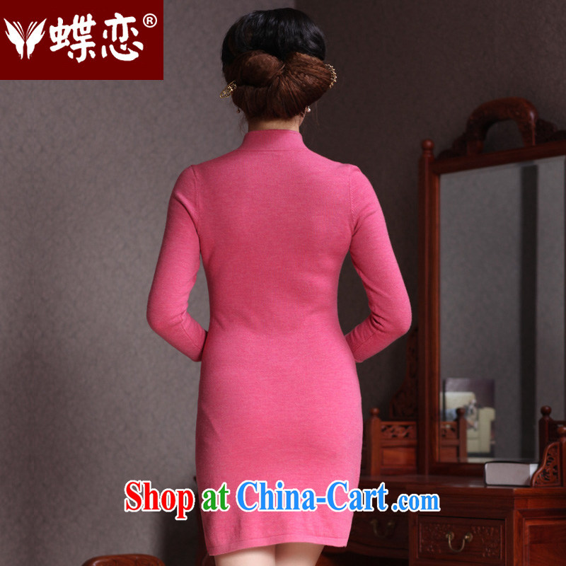 Butterfly Lovers spring 2015 the new improved stylish aura pure wool dresses dresses 49,093 figure XL, Butterfly Lovers, shopping on the Internet