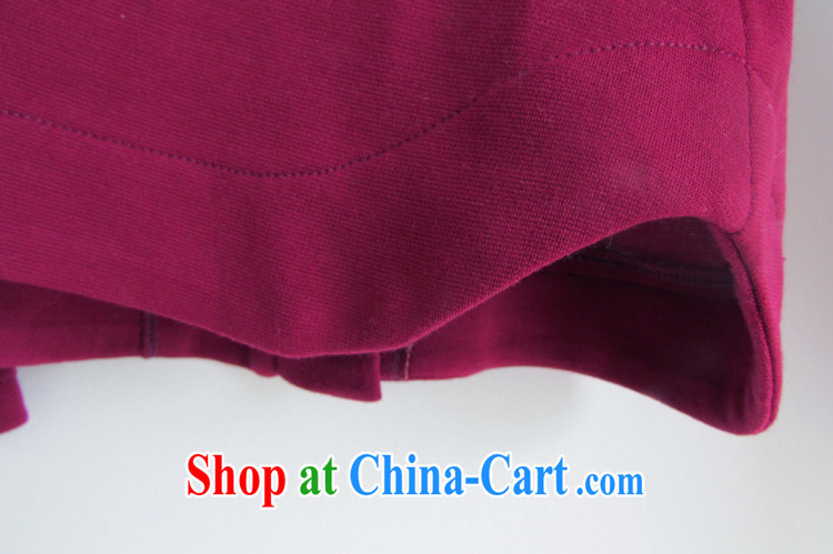Asked about Ramadan and the question as soon as possible and winter female new improved Chinese wind hand-tie jacket improved Chinese WXZ 1049 wine red XS pictures, price, brand platters! Elections are good character, the national distribution, so why buy now enjoy more preferential! Health