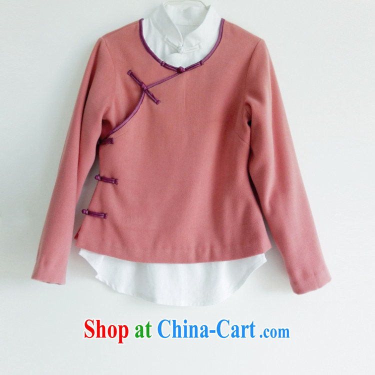 Asked about Ramadan and the question as soon as possible and winter female new, improved Chinese wind-back of Cashmere color Chinese WXZ 1047 dark gray L pictures, price, brand platters! Elections are good character, the national distribution, so why buy now enjoy more preferential! Health
