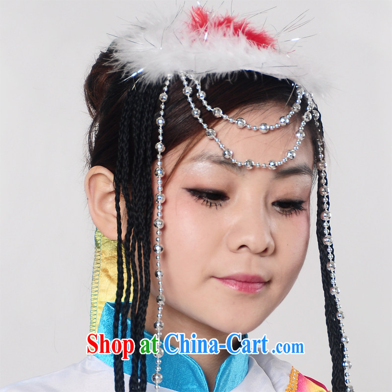 I should be grateful if you would arrange for Performing Arts Hong Kong dream new Tibetan ethnic minority show clothing adult Hmong dance clothing Tibetan ethnic Mongolian dance clothing HXYM 0048 blue XXXL I should be grateful if you, Hong Kong Arts drea