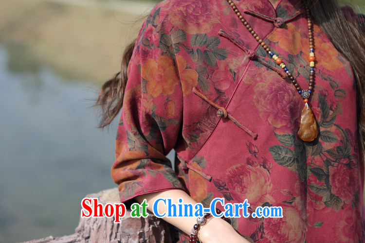 Asked about Ramadan and the Hyatt and spring as soon as possible new female Hong Kong cloud yarn-yi cheongsam dress dresses wine red manual custom 15 Day Shipping custom code for pictures, price, brand platters! Elections are good character, the national distribution, so why buy now enjoy more preferential! Health