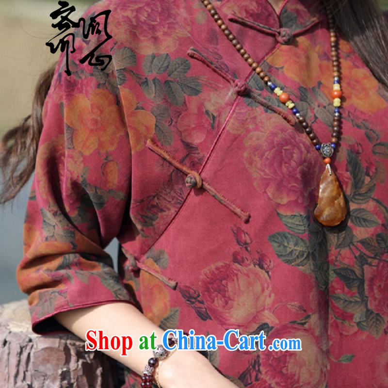 q heart Id al-Fitr (Yue and spring as soon as possible new female Hong Kong cloud yarn-yi cheongsam dress dresses wine red manual custom 15 Day Shipping custom code number, ask a vegetarian, and shopping on the Internet