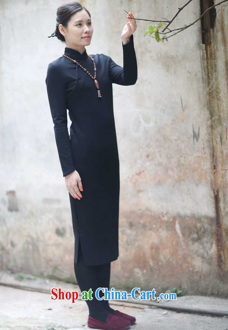 Asked about Ramadan and the Hyatt heart health female spring new improved Chinese style qipao dress silk edge, for retro dresses 1820 dark red cloak + black outfit $757 L pictures, price, brand platters! Elections are good character, the national distribution, so why buy now enjoy more preferential! Health