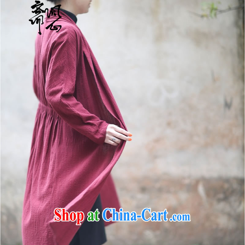 Asked about Ramadan and the Hyatt heart health women's clothing spring new improved Chinese style qipao dress silk edge, for retro dresses 1820 dark red cloak + black outfit _757 L