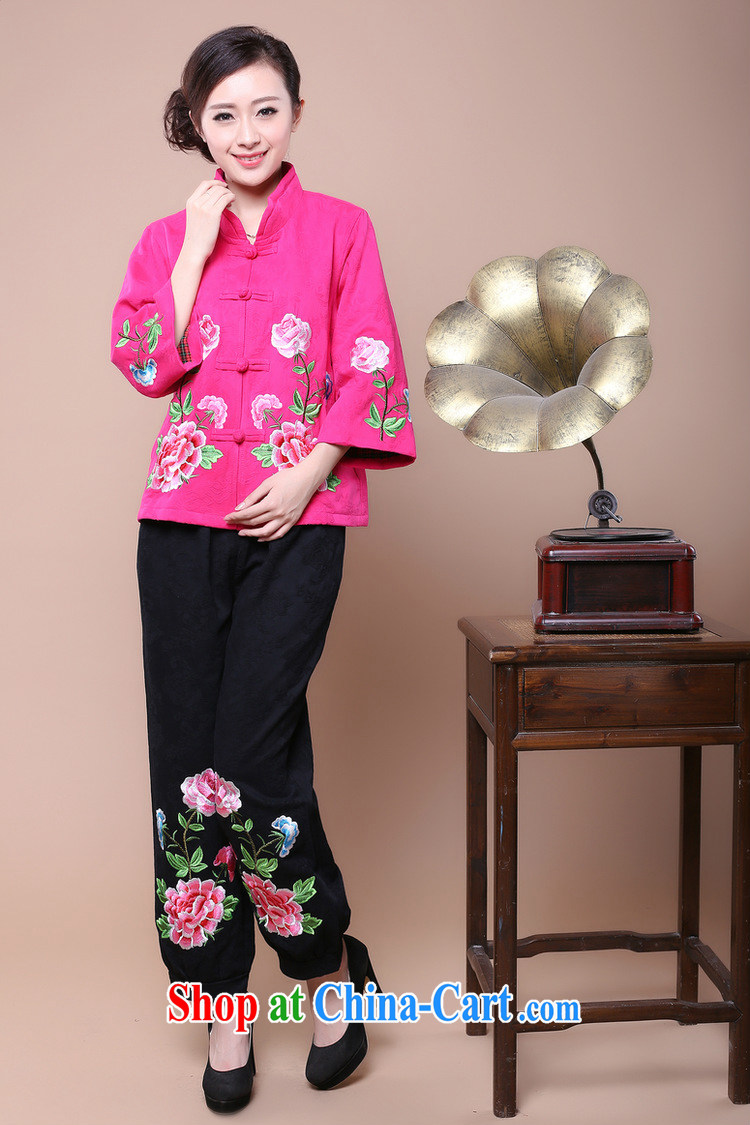 2015 spring girls decorated in stylish cotton jacquard Tang jackets kit to sell green package XXXXL pictures, price, brand platters! Elections are good character, the national distribution, so why buy now enjoy more preferential! Health