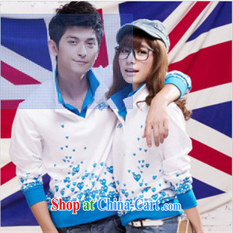 Qin Qing store couples false Two-yi 946,692 white women XL