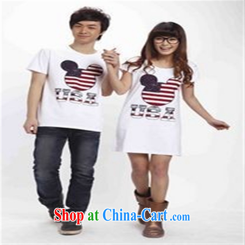 Qin Qing store couples the 7031 zero-risk parts inventory the white women are code