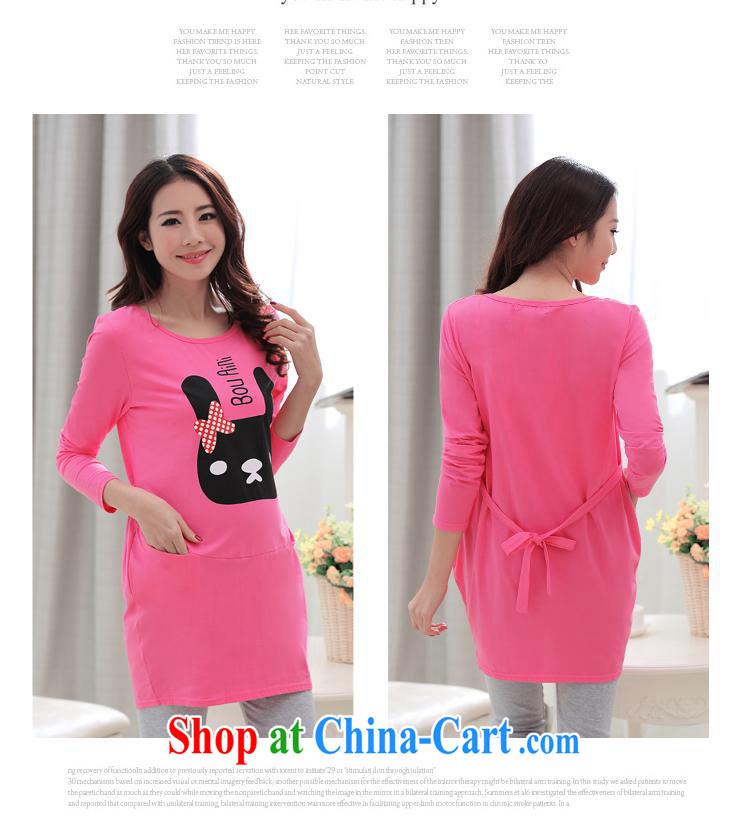 Popular Printed Maternity Short Version Dress Brief Style Pregnant Women