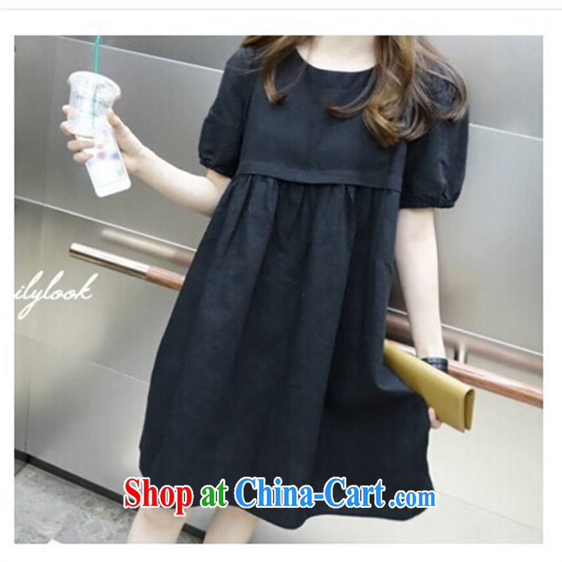Ya-ting store 2015 pregnant women with breast-feeding the commission cotton dress relaxed pregnant women breast-feeding dresses, white XL