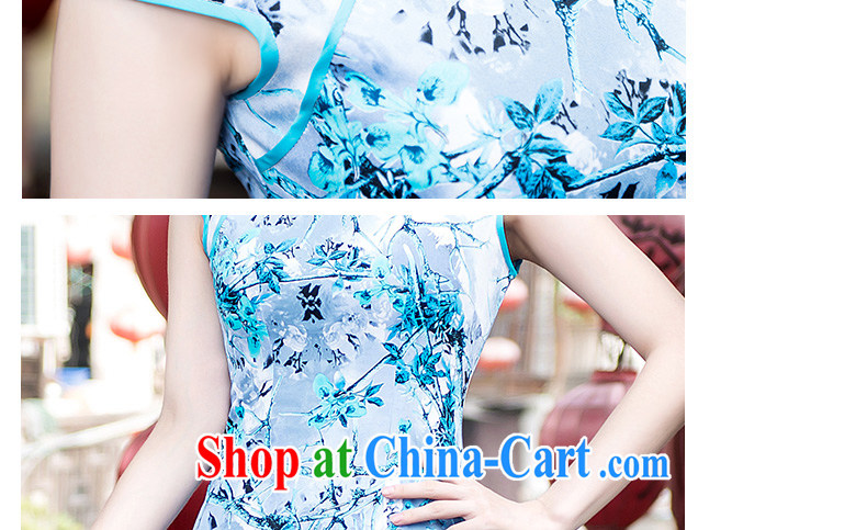 Elegance dress everyday dresses skirts and stylish improved summer new, Retro beauty dresses picture color XL pictures, price, brand platters! Elections are good character, the national distribution, so why buy now enjoy more preferential! Health