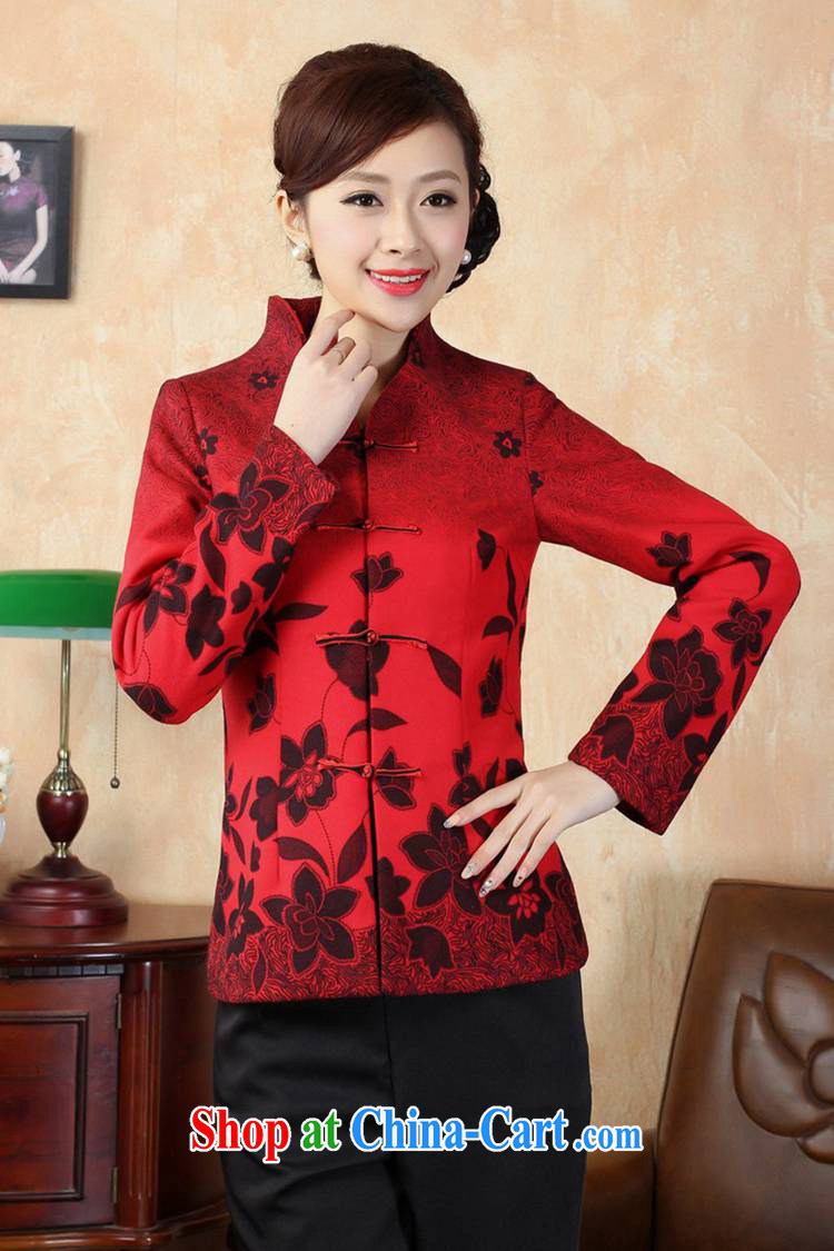 According to fuser Spring and Autumn and stylish new female Ethnic Wind improved Chinese qipao, suit for single tie Sau San Tong jackets LGD/J 0067 #3 XL pictures, price, brand platters! Elections are good character, the national distribution, so why buy now enjoy more preferential! Health