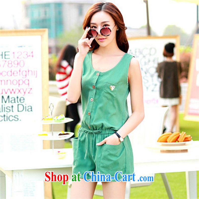 Deloitte Touche Tohmatsu store sunny summer new European site female leisure-clothing style-shorts girls the blue XL