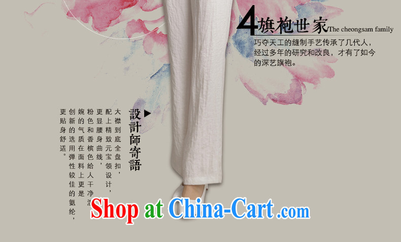 Bong-amphibious Ori-quality cotton Ms. Yau Ma Tei Tong with T-shirt stylish beauty short cotton Ma ethnic wind robes T-shirt DQ 1588 dark blue S pictures, price, brand platters! Elections are good character, the national distribution, so why buy now enjoy more preferential! Health