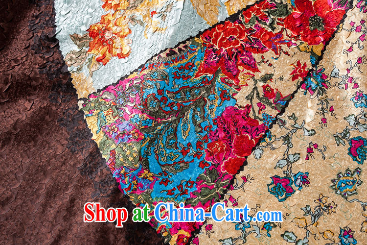 SILKAGE spring and summer new linen, silk folds in stamp duty older mothers with the Code, long, short-sleeved T-shirt nation jn102blue 3 XL pictures, price, brand platters! Elections are good character, the national distribution, so why buy now enjoy more preferential! Health