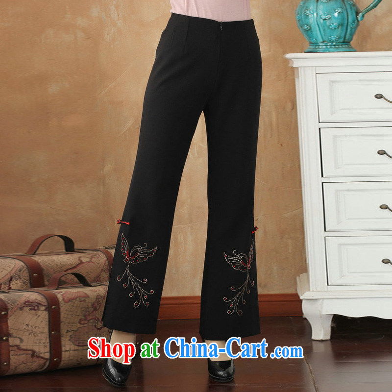 Mrs Ingrid sprawl economy 2015 female new, comfortable 100 to Ground wide leg pants and skirts pants short pants butterfly XXXXL