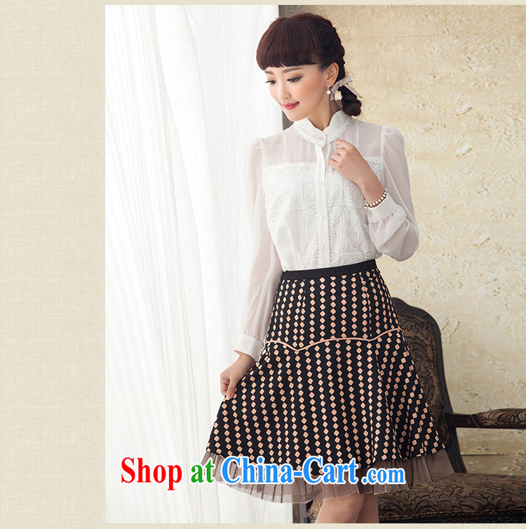 proverbial hero once and for all, National wind stamp snow woven body skirt spring and summer 2015 new retro Arts A field short skirt pink XL pictures, price, brand platters! Elections are good character, the national distribution, so why buy now enjoy more preferential! Health
