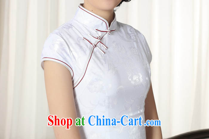 Ko Yo Mephidross colorful lady stylish jacquard cotton short cheongsam dress 2015 ladies China wind graphics thin short cheongsam Chinese qipao gown D 028 0287 D XXL pictures, price, brand platters! Elections are good character, the national distribution, so why buy now enjoy more preferential! Health