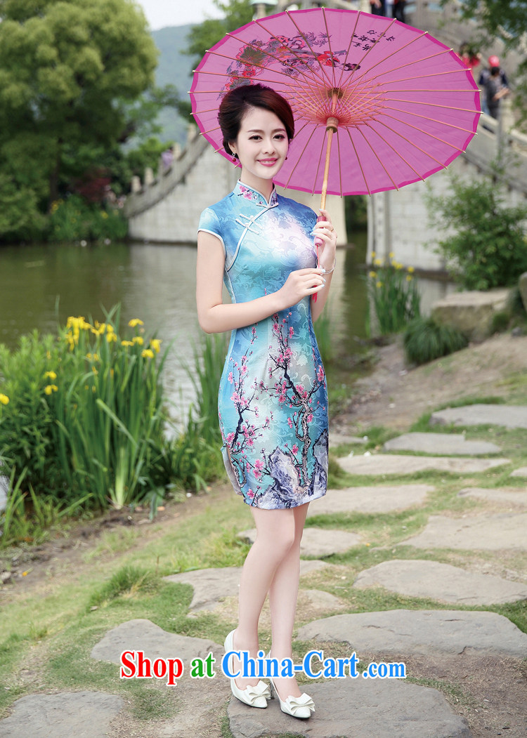 The Scent of Summer 2015 with new Ethnic Wind Chinese style beauty, antique dresses for 92 countries the red XXL pictures, price, brand platters! Elections are good character, the national distribution, so why buy now enjoy more preferential! Health