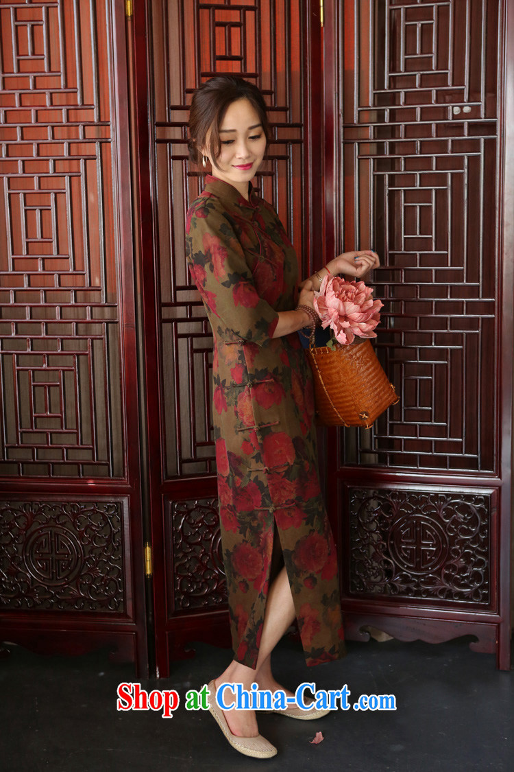 Asked about Ramadan and the Hyatt heart health female new summer, fragrant cloud yarn-tie outfit, Chinese qipao for 1916 photo color manual custom, pictures, price, brand platters! Elections are good character, the national distribution, so why buy now enjoy more preferential! Health