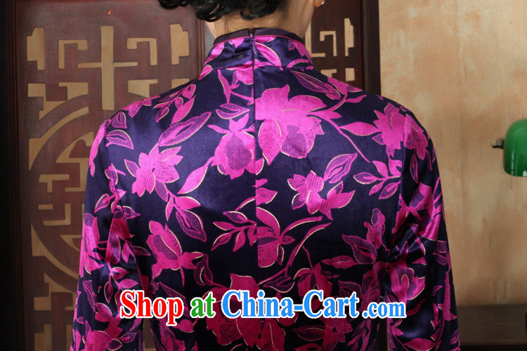 According to fuser new women with improved Chinese qipao Ethnic Wind up for the wool beauty 7 cuff cheongsam dress LGD/TD 0027 # of saffron 3 XL pictures, price, brand platters! Elections are good character, the national distribution, so why buy now enjoy more preferential! Health