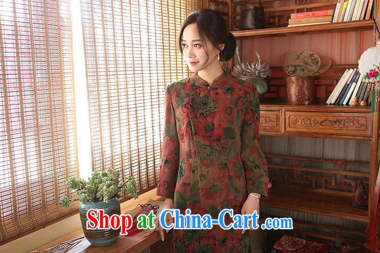 Asked about Ramadan and the Hyatt heart health female new summer, fragrant cloud yarn classic qipao the tablets dating back 1923 cheongsam picture color manual customization, pictures, price, brand platters! Elections are good character, the national distribution, so why buy now enjoy more preferential! Health
