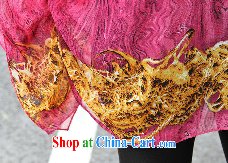 Qin Qing store real-time a pregnant women - New V collar styling suits the code snow woven shirts of red code XL pictures, price, brand platters! Elections are good character, the national distribution, so why buy now enjoy more preferential! Health