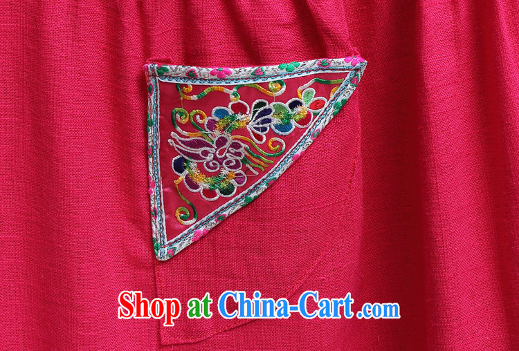 Spring New and Improved Chinese Tang women put embroidered retro Ethnic Wind Jacket white are code pictures, price, brand platters! Elections are good character, the national distribution, so why buy now enjoy more preferential! Health
