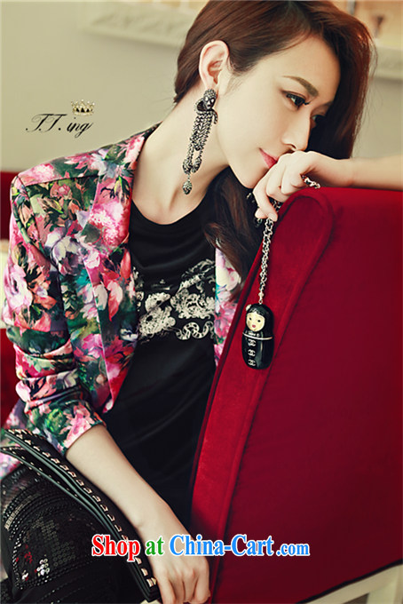 The European site female kaki Su-Ching-ching and stylish 100 ground English letters Satin stamp round-collar short-sleeve shirt T black L pictures, price, brand platters! Elections are good character, the national distribution, so why buy now enjoy more preferential! Health