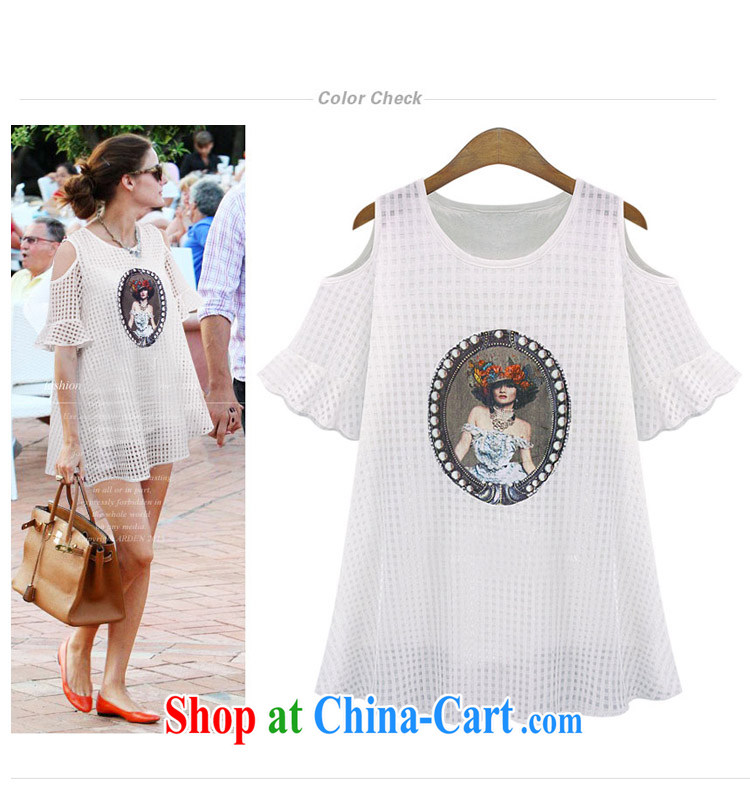 hamilton 2015 the European site summer New Round for your shoulders pattern Princess beauty package and short-sleeved dresses 99,058 white XL pictures, price, brand platters! Elections are good character, the national distribution, so why buy now enjoy more preferential! Health