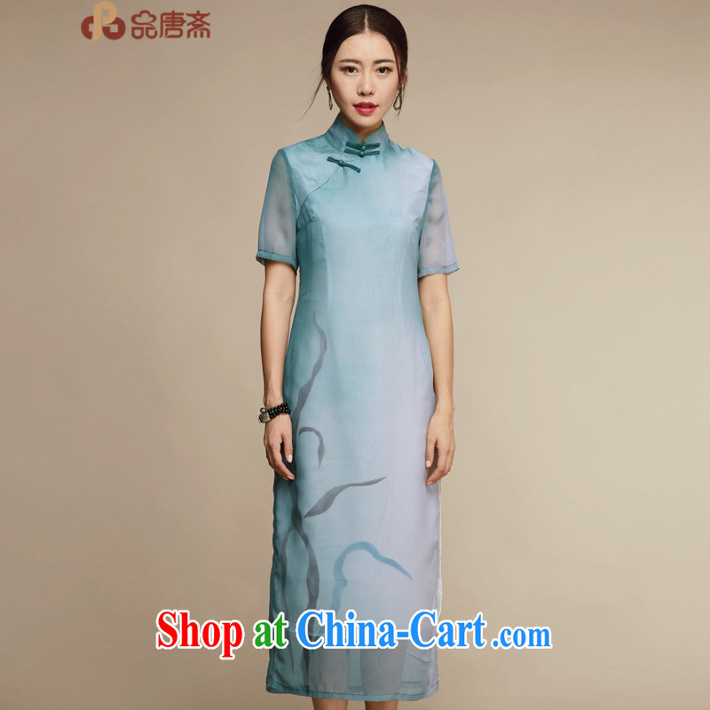 Mr Henry Tang, Id al-Fitr 2015 National wind new summer improved stylish beauty, qipao dresses picture color M
