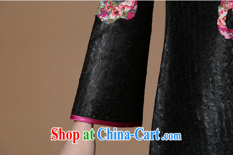 The Timorese Connie Ethnic Wind women 2015 spring new retro silk wrinkled Tang jackets Chinese 9 sleeveless black XXXL pictures, price, brand platters! Elections are good character, the national distribution, so why buy now enjoy more preferential! Health