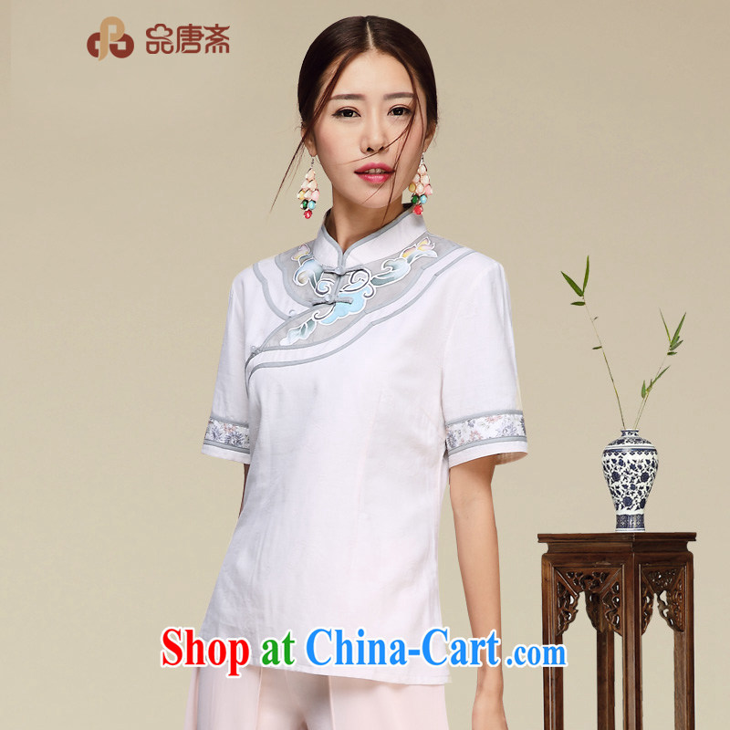 Mr Henry Tang, Id al-Fitr original qipao improved China wind antique Chinese blouses picture color XXL