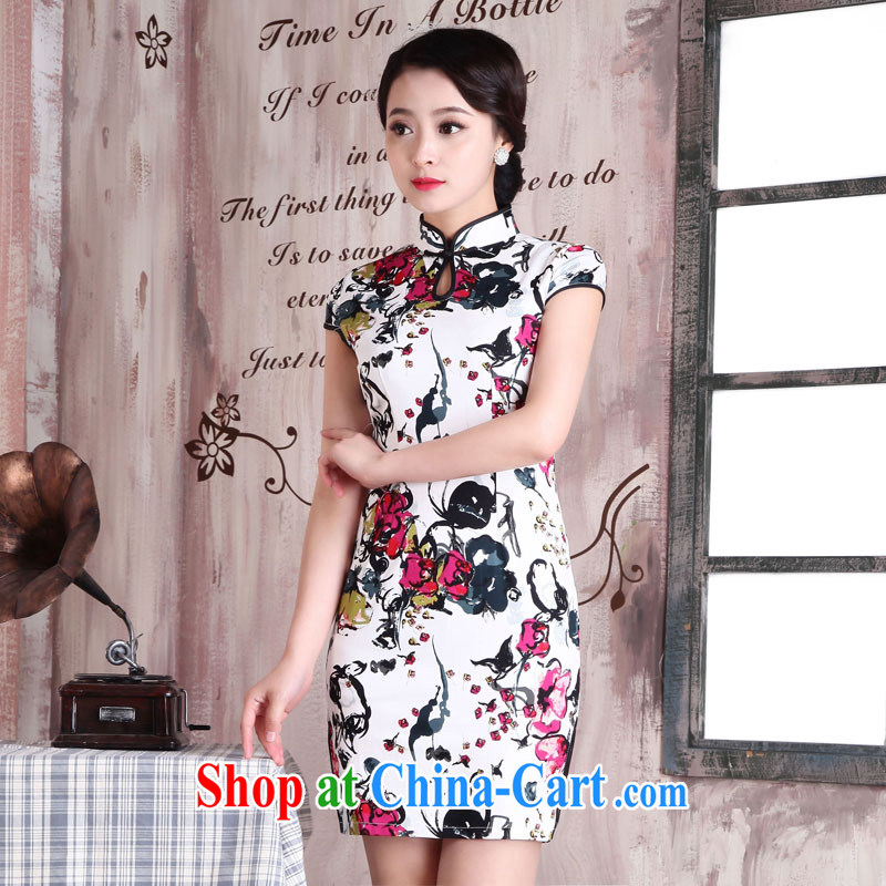 1000 Jubilee 2015 brides new summer lady stylish beauty improved cheongsam dress X 2075 Mostar to Xin XXL