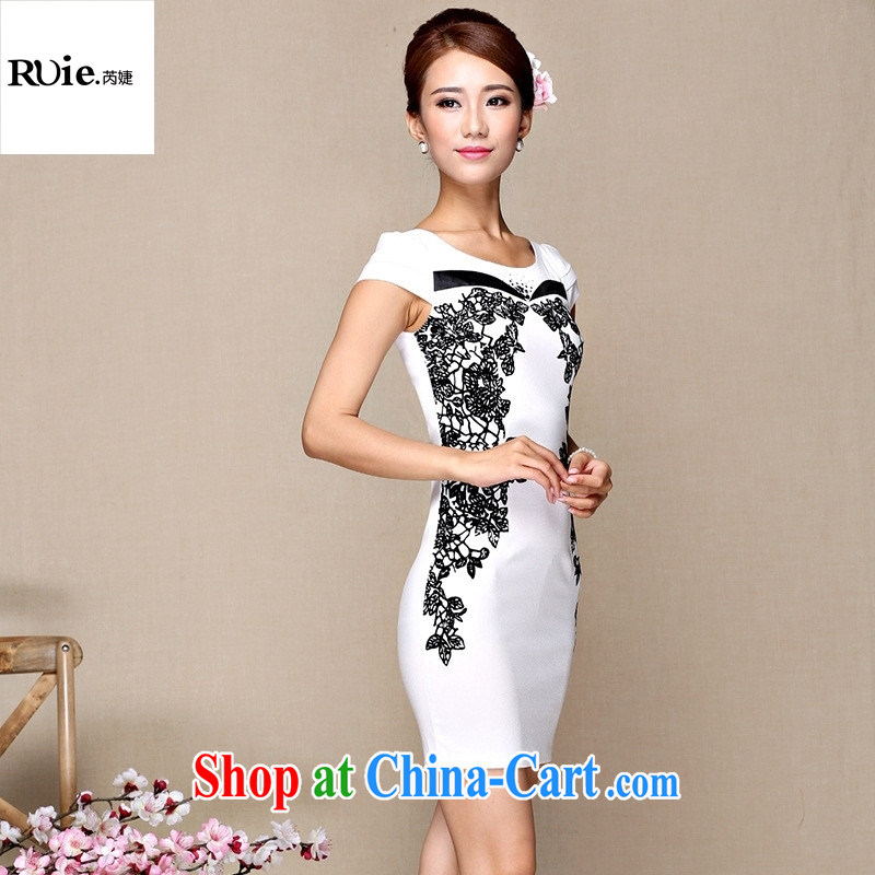 Factory new summer short, improved stylish dresses white XXL, health concerns (Rvie .), and, on-line shopping
