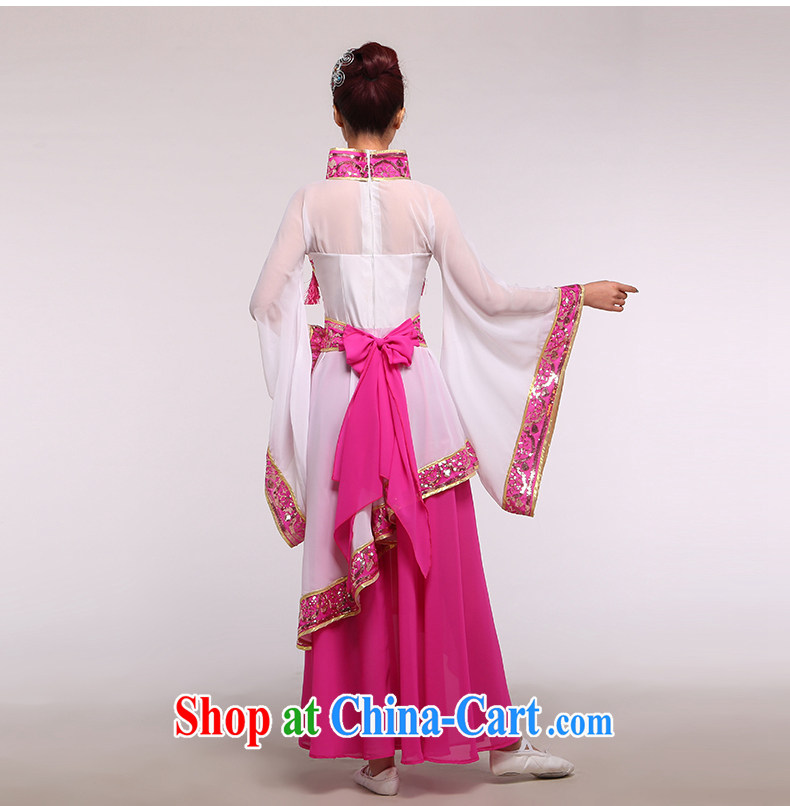 Service performed classical dance clothing national costumes dance