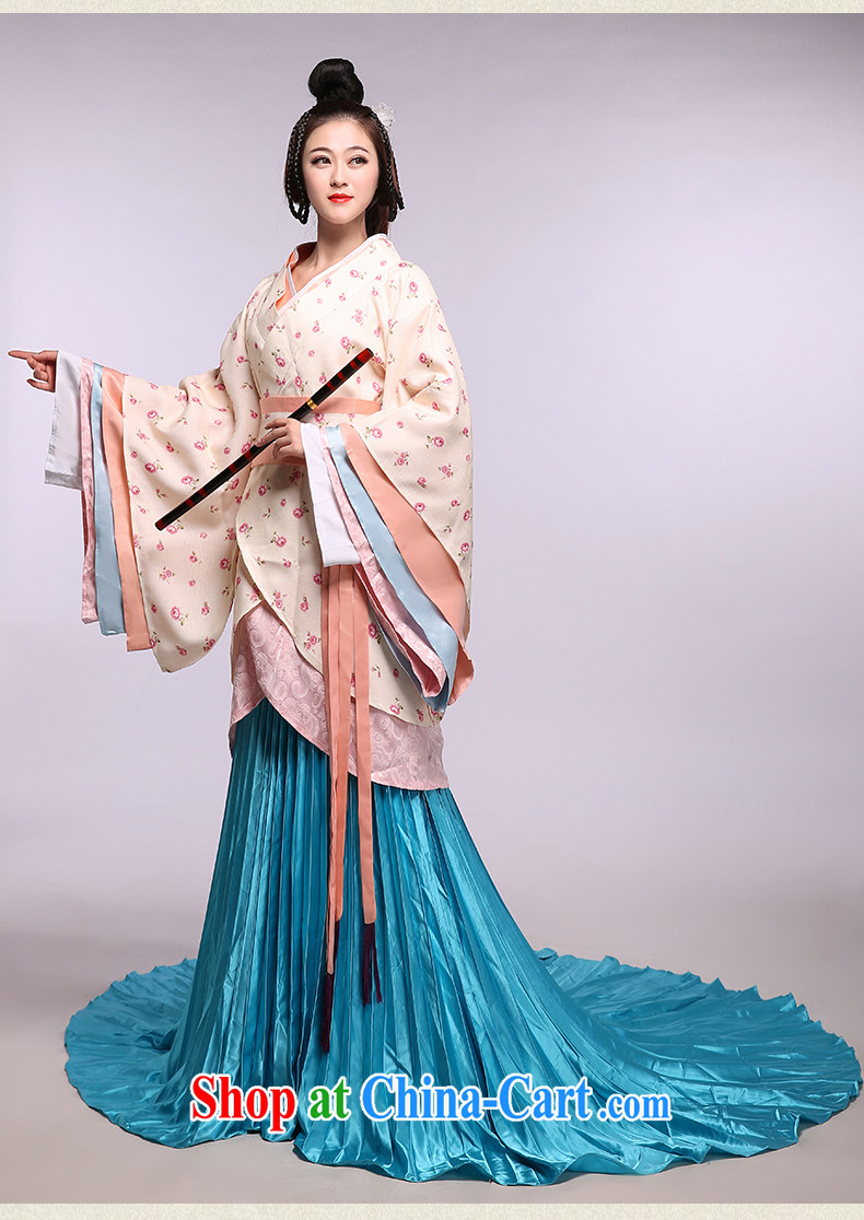Costumes costumes costumes Han-Han Dynasty Women costumes ... - photo #47