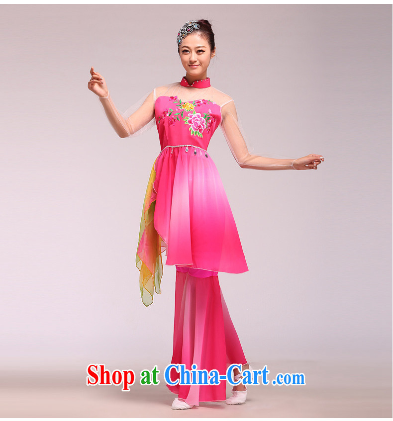 New paragraph, classical dance Fashion Show clothing stage with opening dance dancers dance glamour pink L pictures, price, brand platters! Elections are good character, the national distribution, so why buy now enjoy more preferential! Health