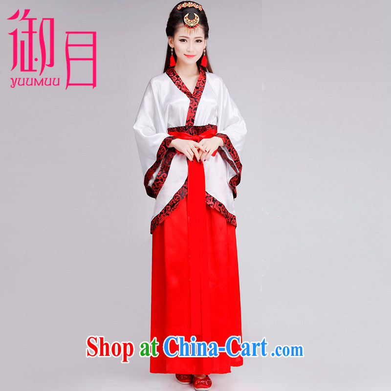 Imperial Palace, National wind dresses 2015 new female Han-costumed formal track civil Photo Enhancement Service, women's clothes women L