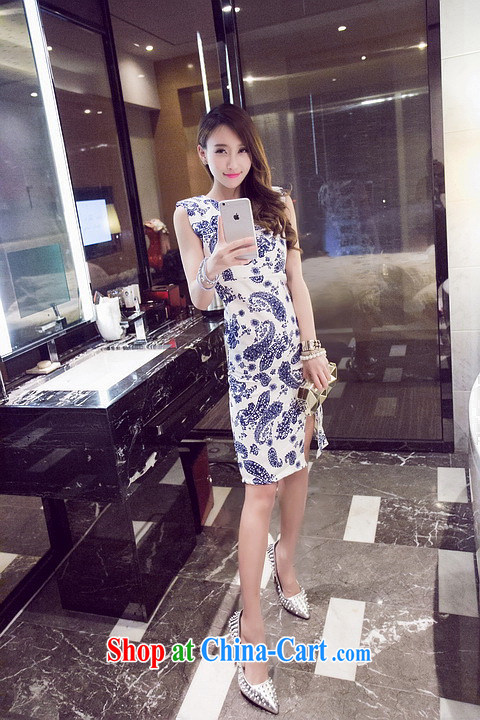 Korea, Lakhdar Brahimi; 2015 real-time a new European and American-style retro stamp duty cultivating the forklift truck-cheongsam dress suit 8946 L pictures, price, brand platters! Elections are good character, the national distribution, so why buy now enjoy more preferential! Health